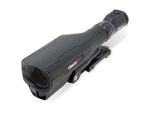 Burris Optics Oracle X Rangefinder Crossbow Scope, Built in Range Finder Measures Exact Distance, Calculates Perfect Aim/Drop Point, Adaptable Right or Left Handed Mount