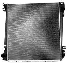 TYC 2342 Ford Explorer 1-Row Plastic Aluminum Replacement Radiator