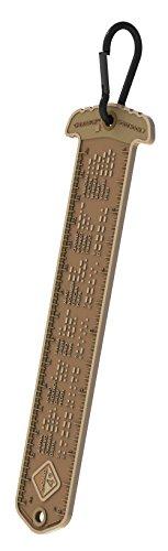 Hazard 4 Cheatstick(TM) #1 Morse/Ruler Molle Reference Patch - C
