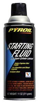 PYROIL 11OZ Starting Fluid