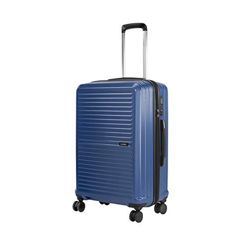 Assima Trolley M 66 cm Loubs Hardbox mit 4 Rollen Polycarbonat Medium 69 Liter 66 x 46 x 27 cm (H/B/T) Unisex (41217-60)