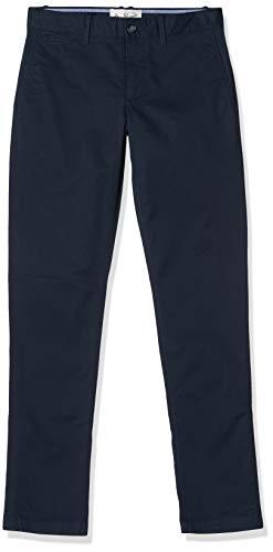 Original Penguin P55 Chino Pantalones, Azul (Dark Sapphire), 38W/32L para Hombre