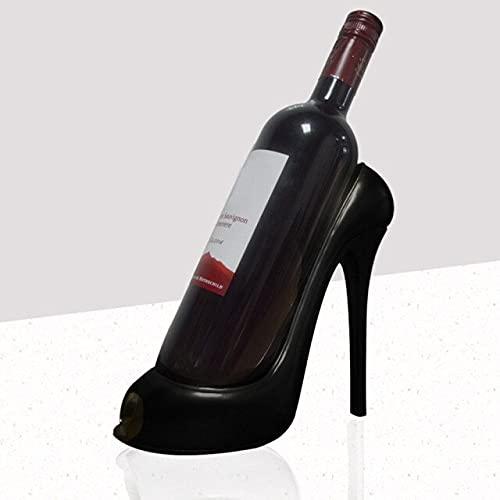 Estante de Vino de Mayor Venta Soporte para Botellas de Zapatos de tacón Alto Accesorios de Cocina Soportes para Botellas de Vino Utensilios de Cocina Dropshipping - A1, D