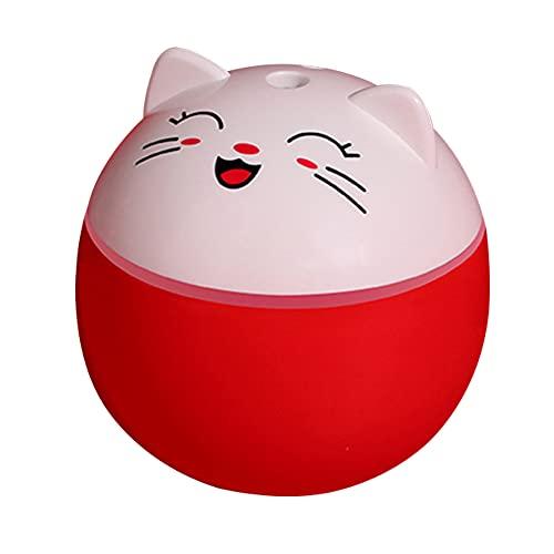 SoeHong umidificatore per gatti, umidificatore silenzioso e idratante, per auto, ideale per casa, ufficio