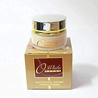O'White(โอไวท์). Extra Whitening Cream Extra Gold Box Helps reduce acne, dark spots, tighten pores. With fine facial skin to be clear For girls with dark spots, freckles and freckles 20g.