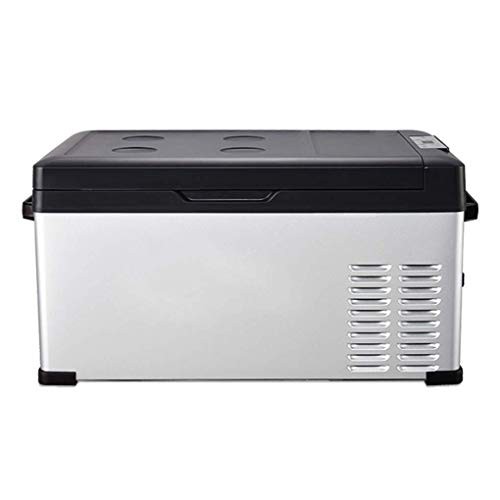 Kievy draagbare koelkast, elektrisch aangedreven mini-koel-/vrieskast voor buiten en thuisgebruik 30 L
