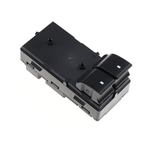 ZHIXIANG Interruptor de Control de Ventanas Regulador de la Consola de la Consola de Lifter para Chevrolet Silverado GMC Sierra 1500 2500 3500 HD 20945132