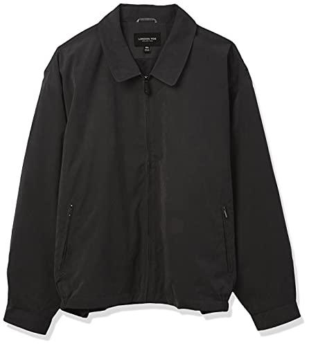 LONDON FOG Zip-Front Jacket in Iron