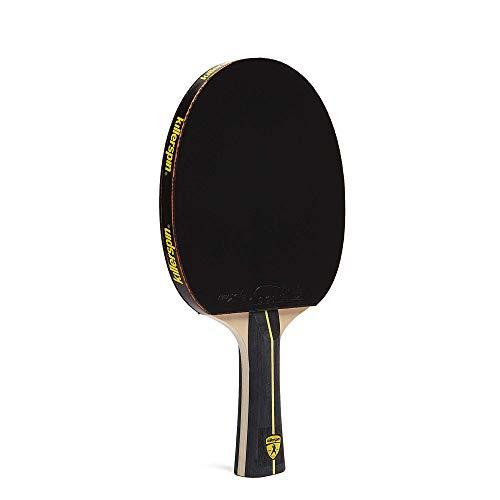 Killerspin Jet Black Combo Table Tennis Paddle