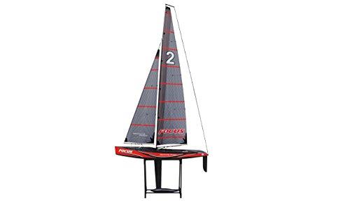 Amewi 26061 Focus V2-100cm Racing Yacht 2,4 GHz, RTR