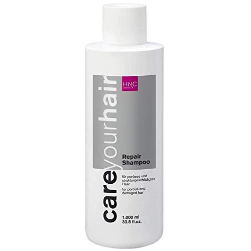 HNC - Champú reparador para el cuidado del cabello (1000 ml)