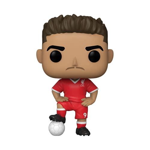 Funko 52174 POP Football Liverpool- Roberto Firmino