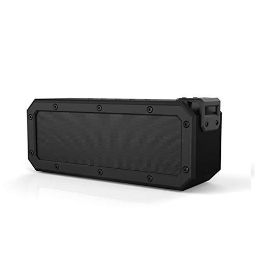 XiaoDong1 Tiene 360 estéreo Bluetooth 5.0 estéreo de la Columna de Altavoces 40W del Altavoz de subgraves a Prueba de Agua IPX7 portátil