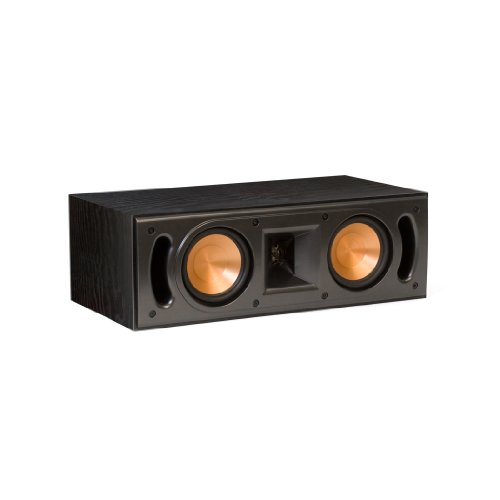 Klipsch RC42IIBL Center Speaker Black - Each