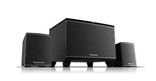 Panasonic HiFi SC-HT19GW-K Speaker System (Black)