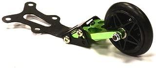 Integy RC Model Hop-ups T5013GREEN Billet Machined Wheelie Bar for HPI Savage XS Flux