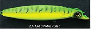 Northbar Bottle Darter 1102-23 Green Mackerel 7.25