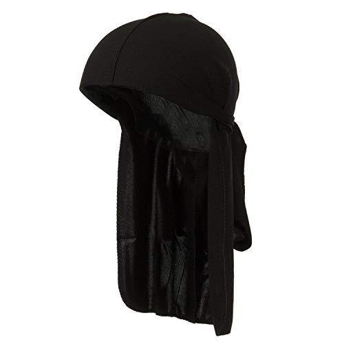 ABAV Durag - Pañuelo para la cabeza, diseño de motorista, varios colores