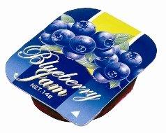 ブルーベリージャム 14g×40個 【冷蔵】雪印メグミルク(3箱)