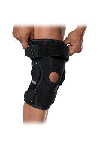 McDavid 422 Dual Disk Hinged Knee Brace Brace (Medium)