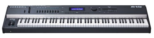 Kurzweil ARTIS 88-Key Stage Digital Piano with Newly Recorded Piano Sample