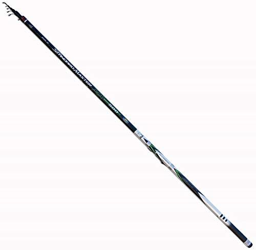 Lineaeffe Standard Master Bolo 4 m 5-25 g Canna da Pesca Bolognese per Passata Canna Telescopica per Pesca con Il Galleggiante