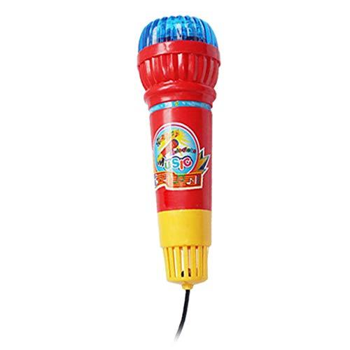 La Musique Et Le Son écho Jouets Microphone De Musique pour Les Enfants Chantant des Cadeaux De Noël
