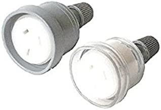 CD7PGY 10A Extension Lead Socket Grey HPM - 9321001275961