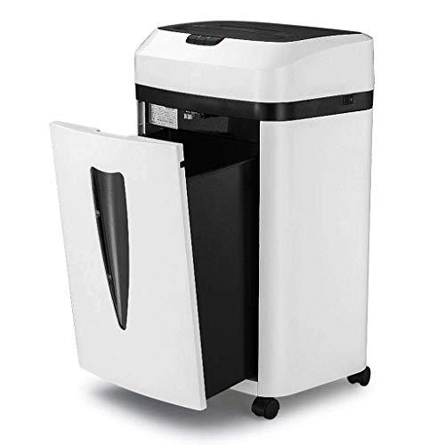 Lowest Price! DDSS Paper Shredder, Office Desktop File Shredder, Household Large Capacity Shredder, ...