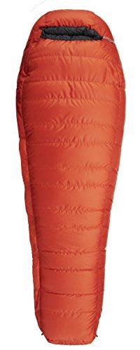 イスカ(ISUKA) 寝袋 デナリ 1100 ブリック [最低使用温度-30度]