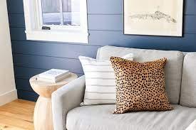 Meshnew Funda de almohada de piel de vaca funda de cojín 16 x16 estampado de guepardo juego de 2 cojines para silla | Housse de coussin en cuir de vache