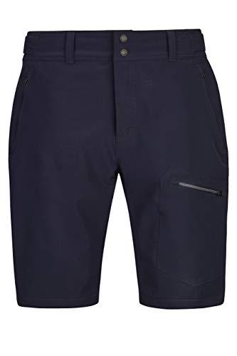 Killtec Herren Shorts Tamon Funktionsbermudas ist rempelbar-Bermuda Männer-Kurze Hose ist wasserabweisend, dunkelnavy, 54