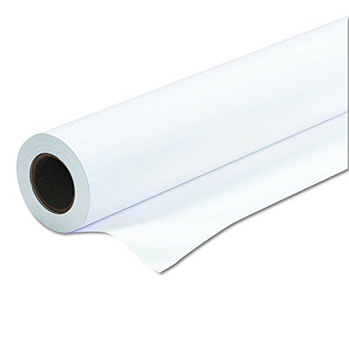 PM Company Perfection Amerigo/Check 24 Wide Format Ink Jet Rolls, 24 Inches x 150 Feet, White, 1/Carton (45151)