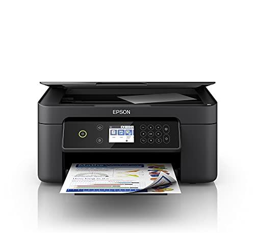 Epson Expression Home XP-4150 | Impresora WiFi A4 Multifunción con Impresión a Doble Cara (Dúplex) y Pantalla LCD | 3 en 1: Impresión, Copiadora, Escáner | Mobile Printing