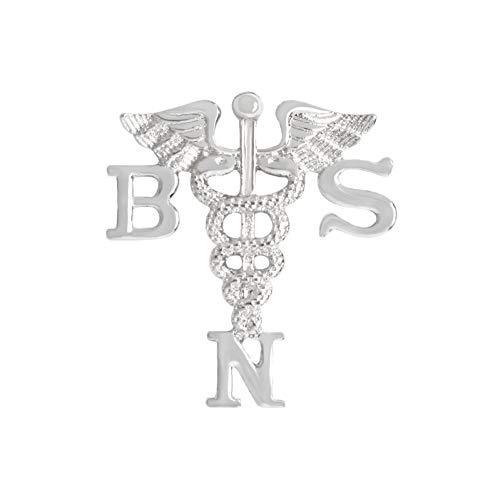JTXZD broche REGISTERED NURSE broche pinnen kraag Corsage voor artsen verpleegkundigen Student Graduation Engel vleugels