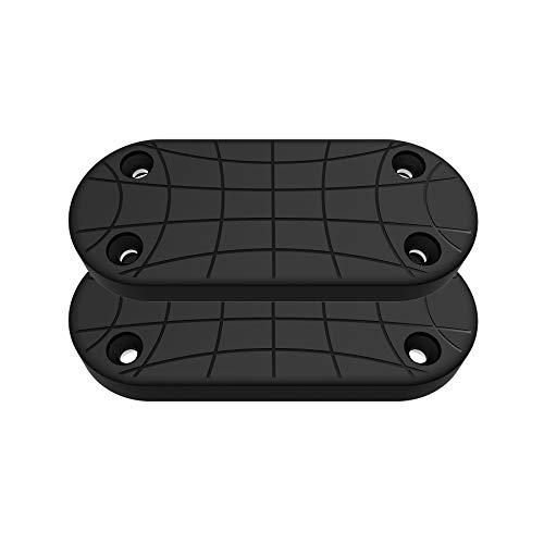 Gun Magnet Mount & Holster (43 lbs Rated) - Magnetic Gun Mount for Handgun, Rifle, Pistol, Revolver, Shotgun, Airsoft, Magazines - Concealed Your Firearm on Car, Truck, Wall, Safe, Desk, Vehicle