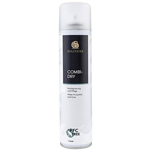 Solitaire Combi Dry Imprägnierer für Schuhe und Lederbekleidung (400 ml, Farblos)