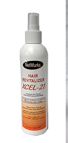 NetWurks Hair Revitalizer XCEL-21