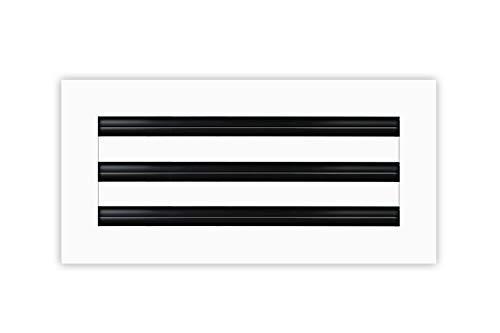 14x6 Standard Linear Slot Diffuser - AC Vent Cover - HVAC Register