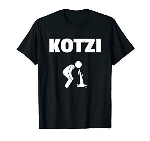 Kotzi I Lustiges Mallorca Saufen T-Shirt