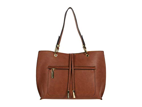 Steve Madden Bdarby Tote Cognac One Size