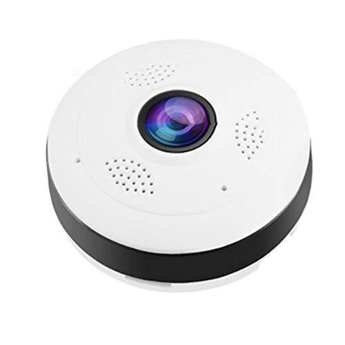 SeniorMar Außenmonitor V380 Smart Wireless Dome-Kamera Netzwerküberwachungskamera Wasserdichter Außen-WLAN-Alarmmonitor für den Außenbereich