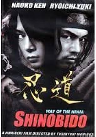 Amazon.com: Shinobido Aka Way of the Ninja: Movies & TV