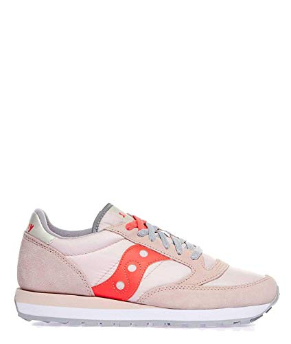 Zapatillas Saucony Fashion Woman 1044565 de ante rosa | Temporada Permanente