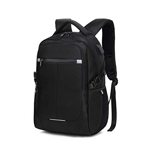 HRWVOR Laptop Backpack Anti-Theft Business Laptop Backpack With USB Charging&Headphone Port,Fit 15.6 Inch Large Laptop Notebook Gifts Water Resistant Computer Rucksack For School/Work/Travel