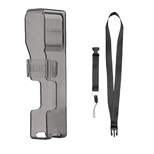 YepYes dji Caso 2 Pocket OSMO, Compatible con el dji OSMO Bolsillo 2 de Almacenamiento portátil Estuche de Transporte Anti perdió la Cuerda de Seguridad, Cámara en Mano Cardán Accesorios de la cámara