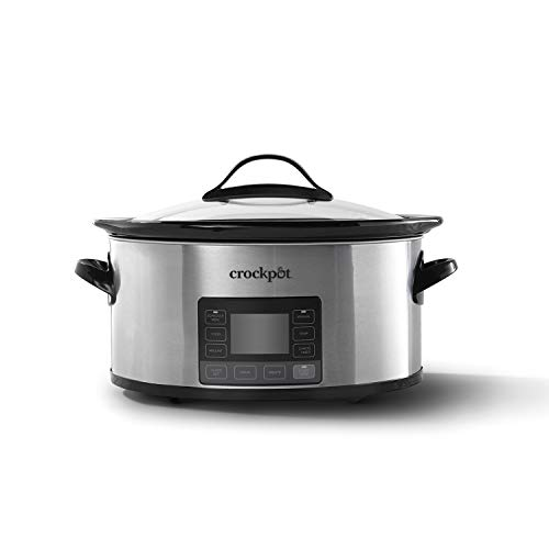 Crock-pot 2137020 MyTime Technol...