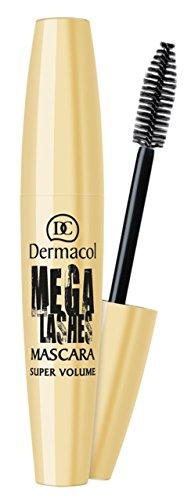 Dermacol Mega Lashes Mascara, bruin, 12 ml