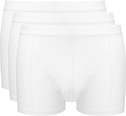 Ten Cate Boxershorts Heren Shorty 3-Pack Basic Cotton (3401)