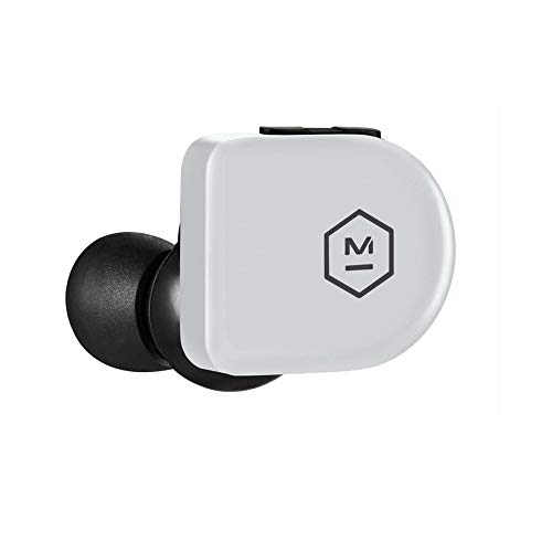 Master & Dynamic MW07 GO True Wireless Earphones - Active Noise Cancelling Water Resistant Earbuds - Sport & Travel Bluetooth, Lightweight In-Ear Headphones